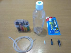 CO2添加装置の材料